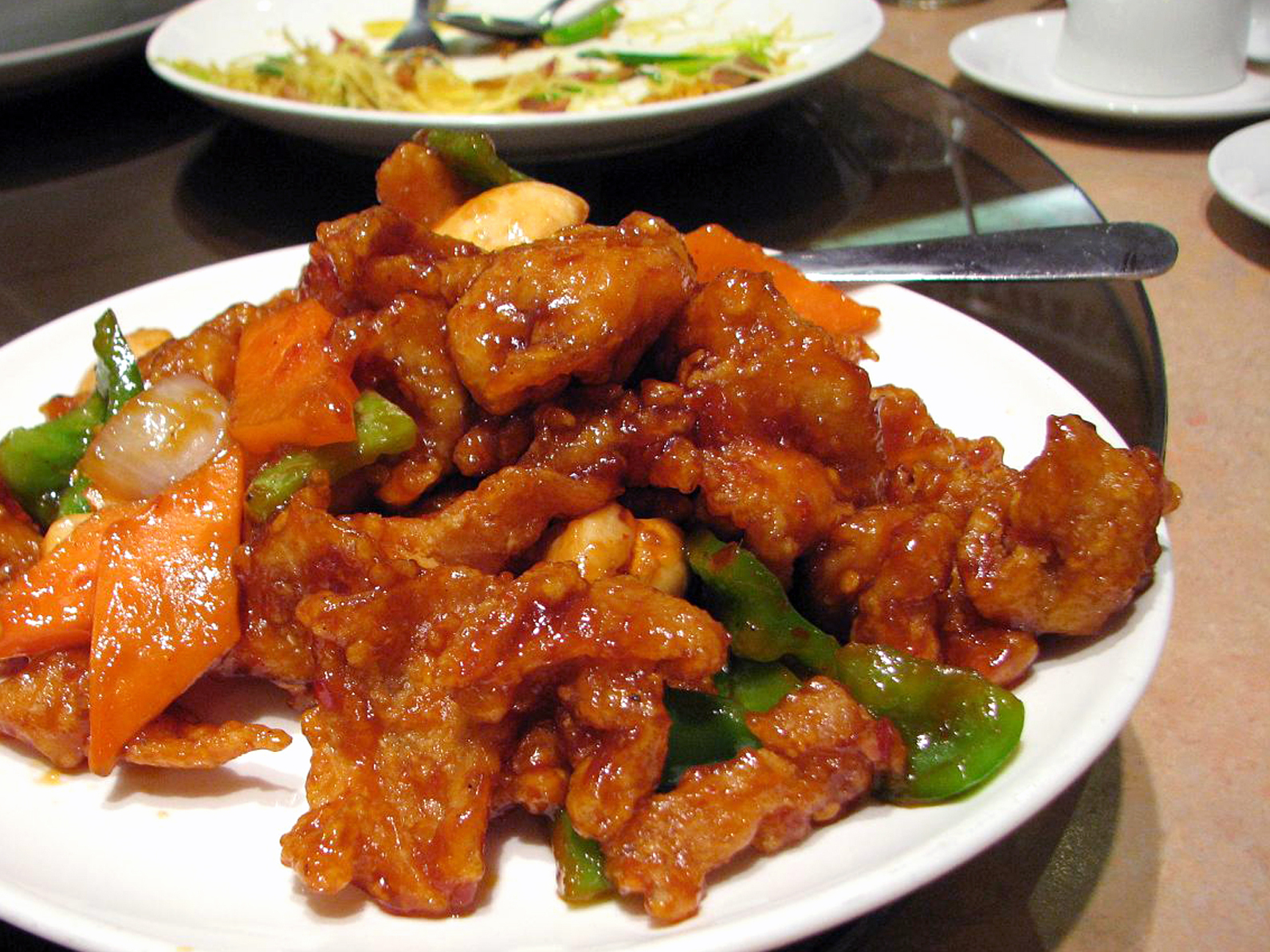 shanghai warms up to a new cuisine chinese food american
