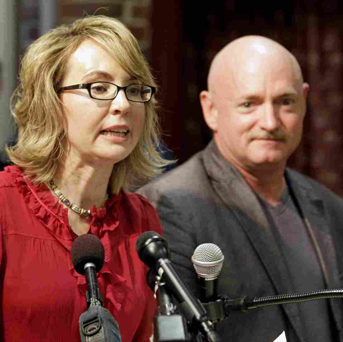 Book News: Gabrielle Giffords Writing Book About Gun Control