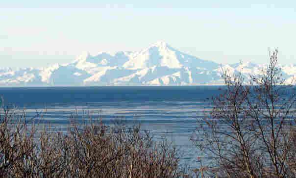 Bushlines are read from KBBI in scenic Homer, Alaska.