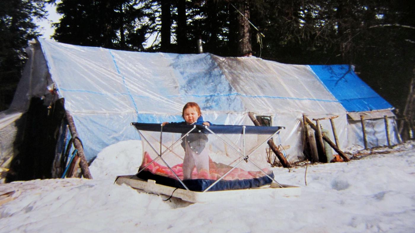 An Alaskan Romance Story Finding Love Over The Bushlines Npr Extra Npr