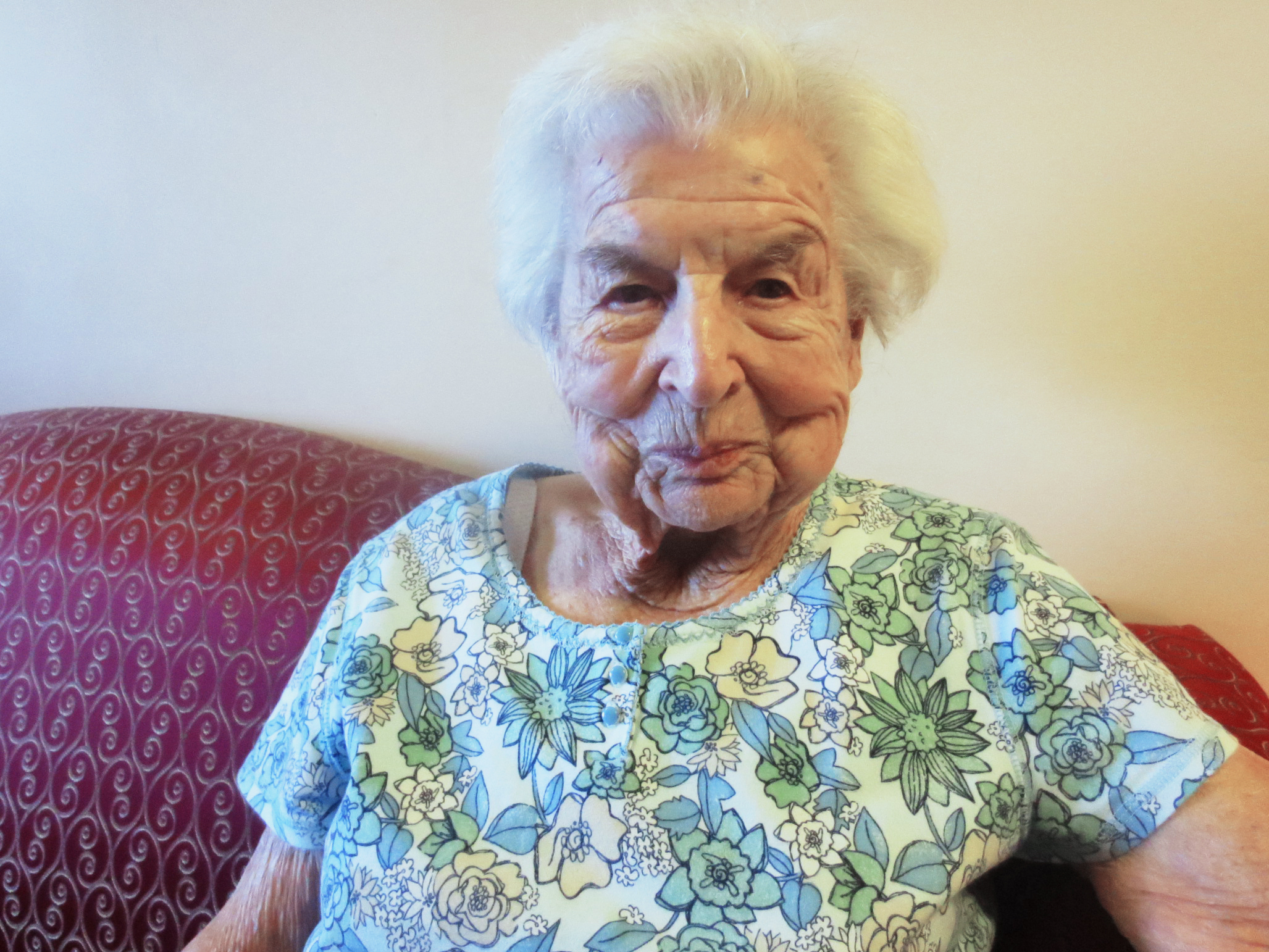 At 102, Reflections On Race And The End Of Life