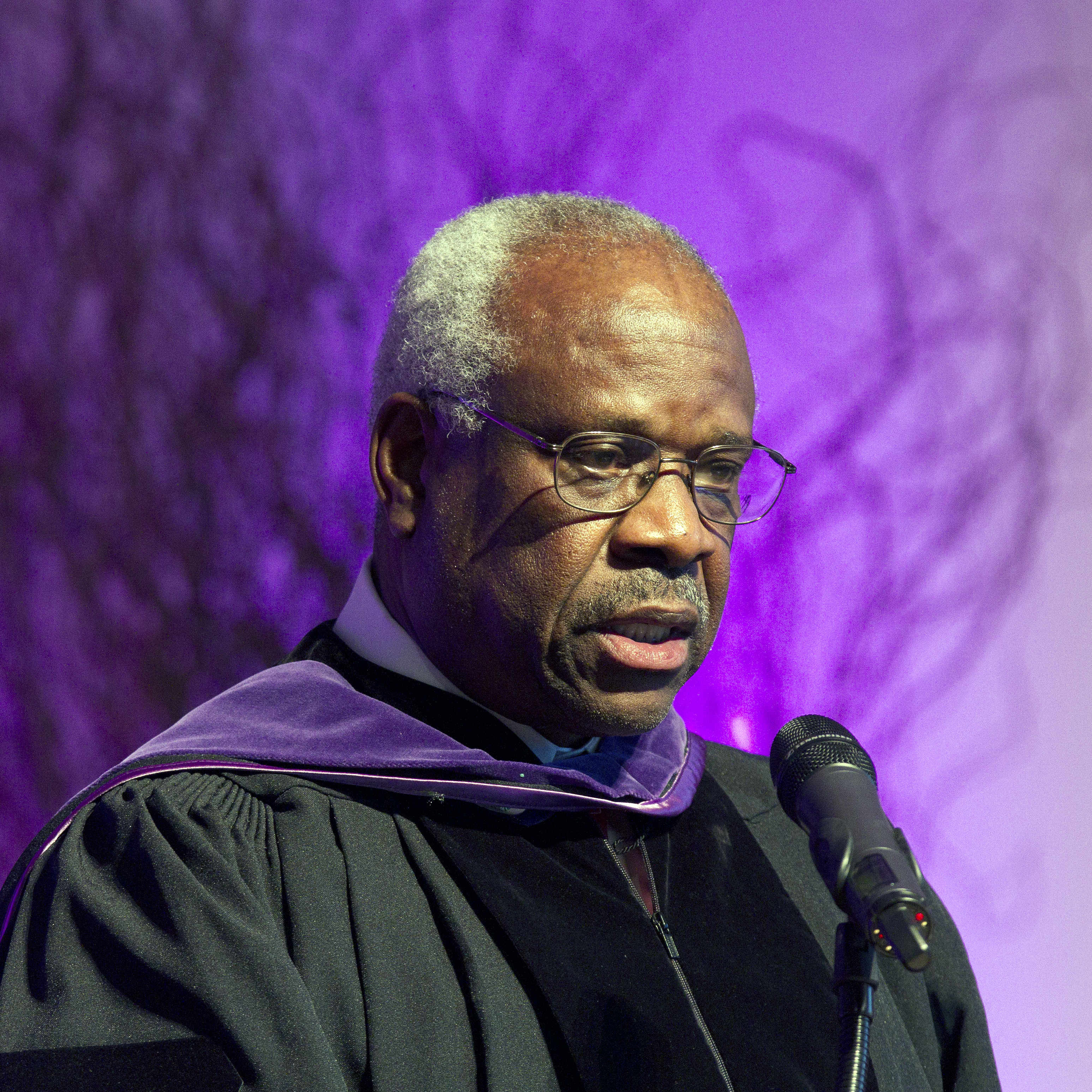 Justice Thomas: Americans More Race Conscious Now Than In '60s
