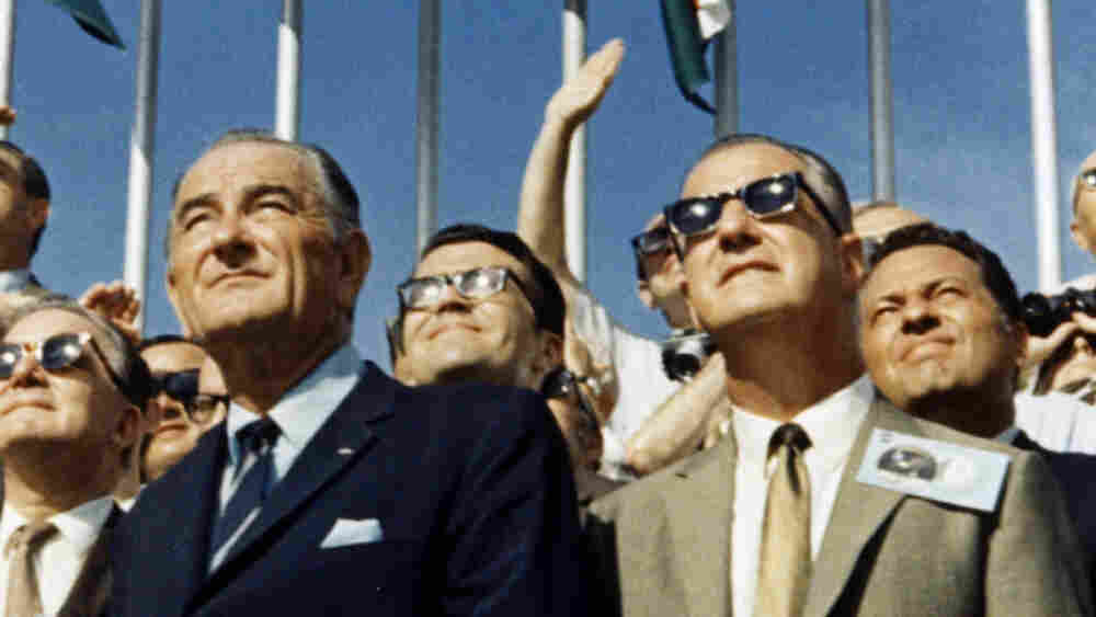 In 'Passage,' Caro Mines LBJ's Changing Political Roles