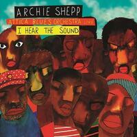 Archie Shepp cover