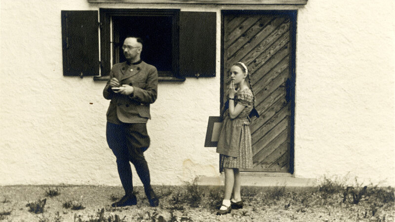heinrich himmler the decent one