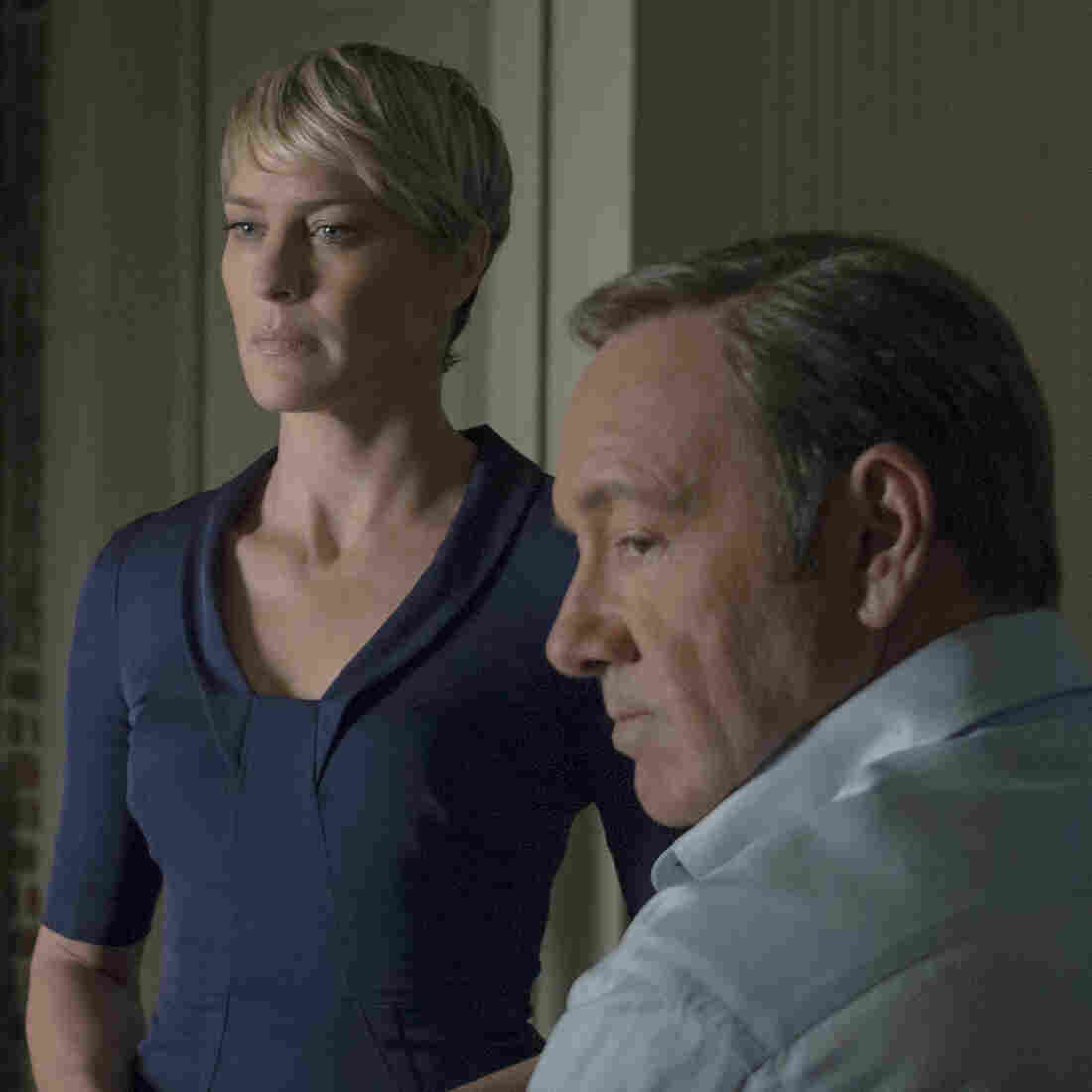 Antihero Or Villain? In 'House Of Cards,' It's Hard To Tell