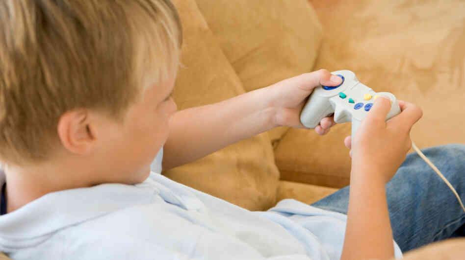 Video games with lots of action might be useful for helping people with dyslexia train the brain's attention system.