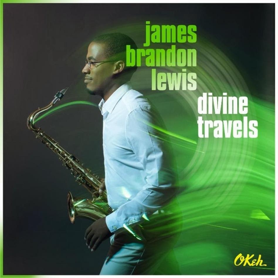 James Brandon Lewis cover