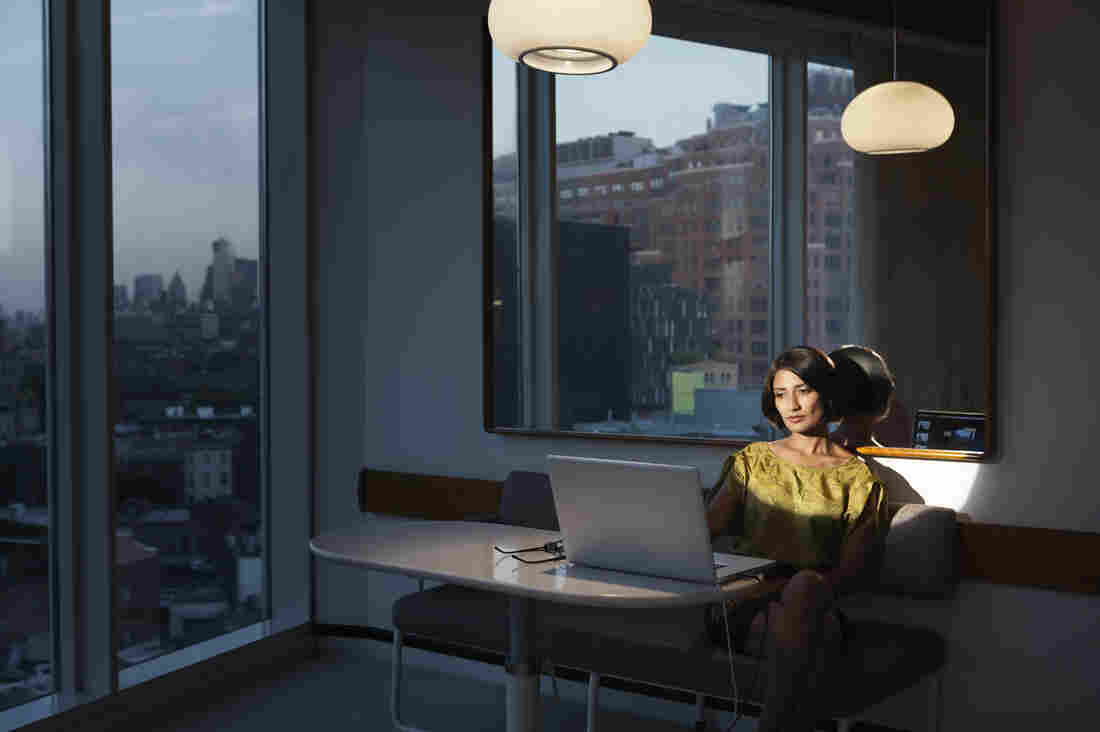 Getty Images wanted its photos of working women to be more subtle than older stock images have been.