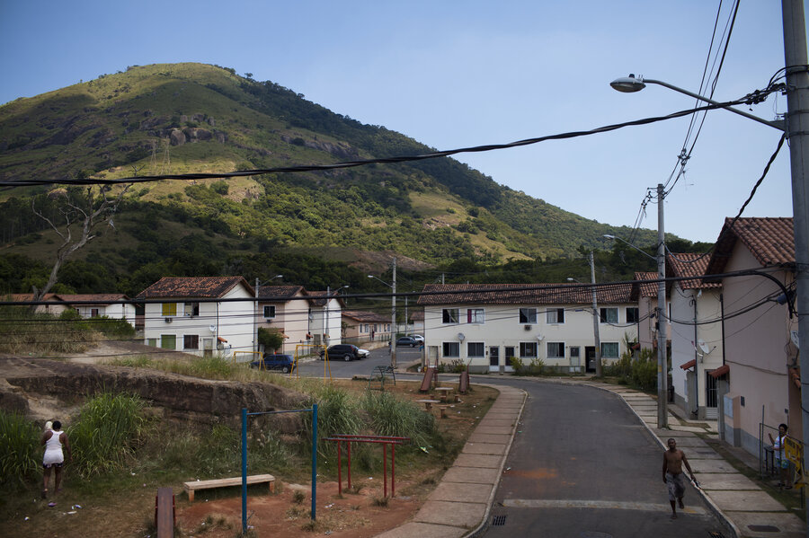 As Brazil Gears Up For Olympics, Some Poor Families Get Moved Out :  Parallels : NPR Part 24