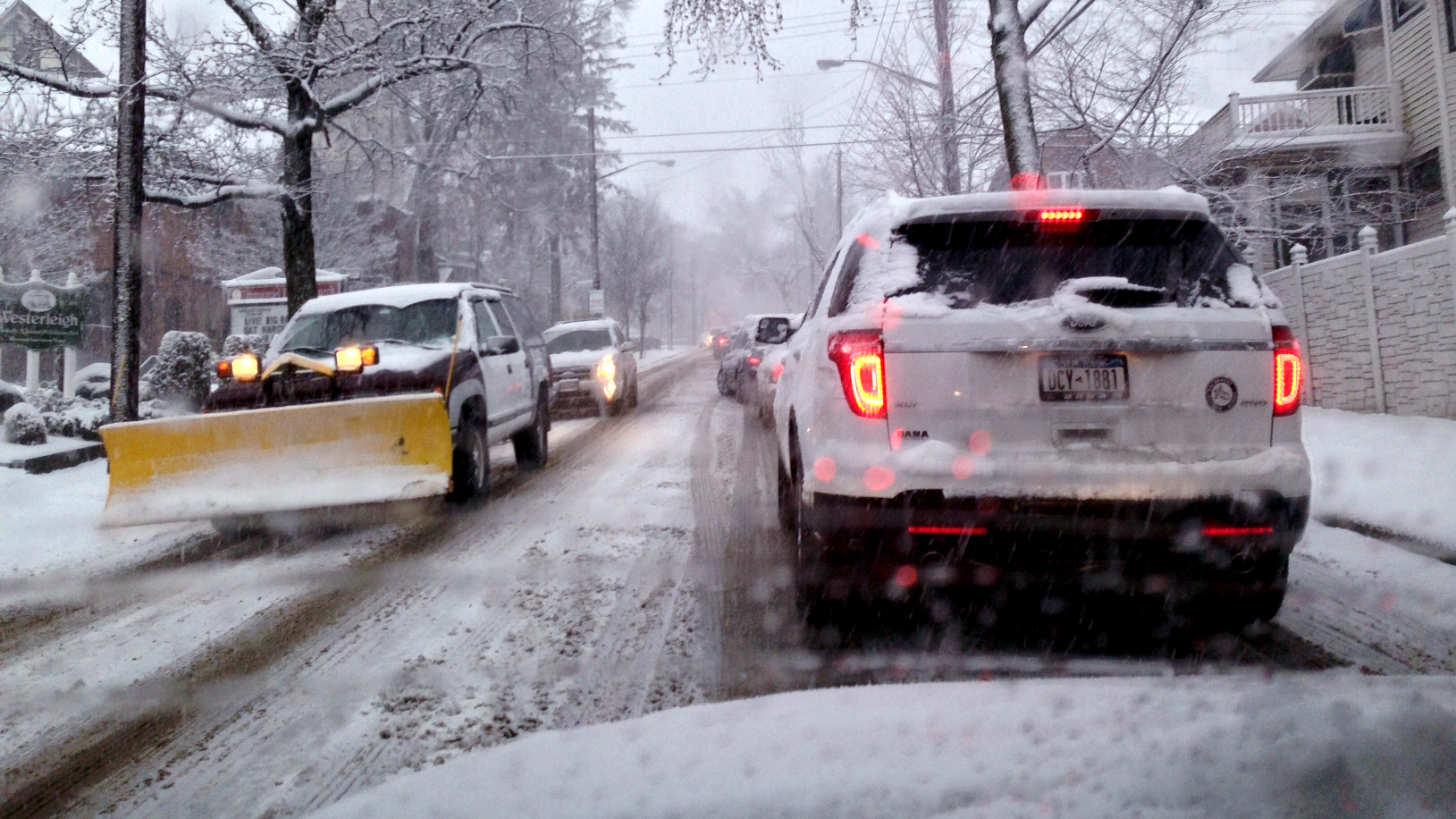 Got Road Salt? Cities Across The Country Are Running Out Of It