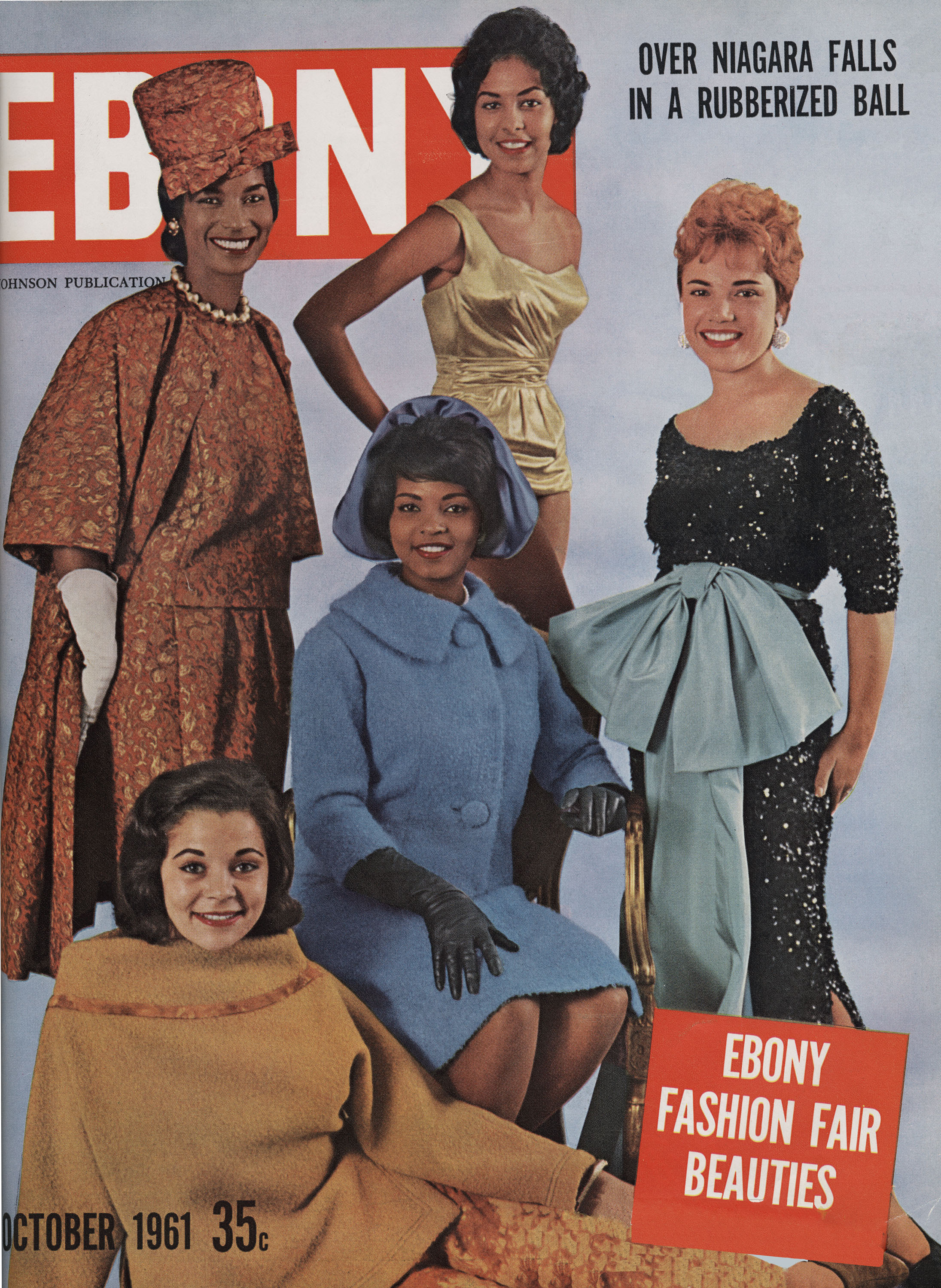 The Ebony Fashion Fair: Changing History On The Catwalk ...