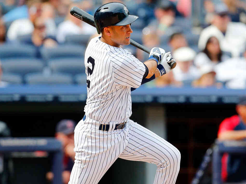 The 2014 season will mark Derek Jeter's 20th — and