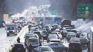 Dozens Hurt In Massive Pileup On Pennsylvania Turnpike