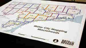 Battling Blight: Detroit Maps Entire City To Find Bad Buildings