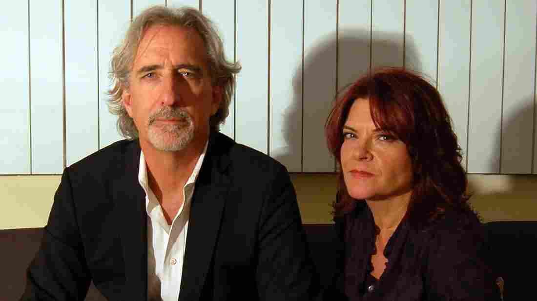 John Leventhal and Rosanne Cash.