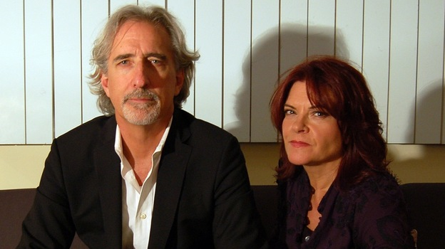 John Leventhal and Rosanne Cash. (Courtesy of the artist)