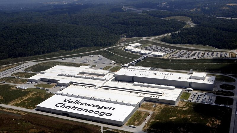 Tenn Vw Workers Reject Move To Join Union