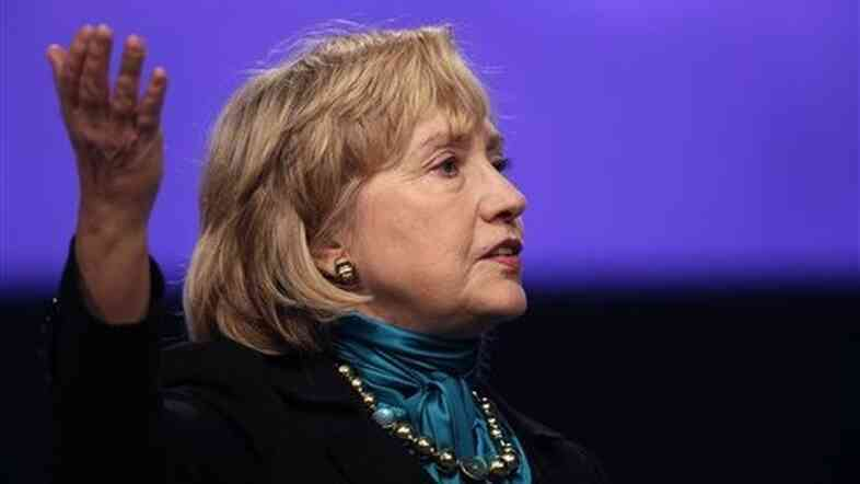 The question isn't whether former Secretary of State Hillary Clinton will run for president in 2016 but whether she will stop, say the authors of a new book.