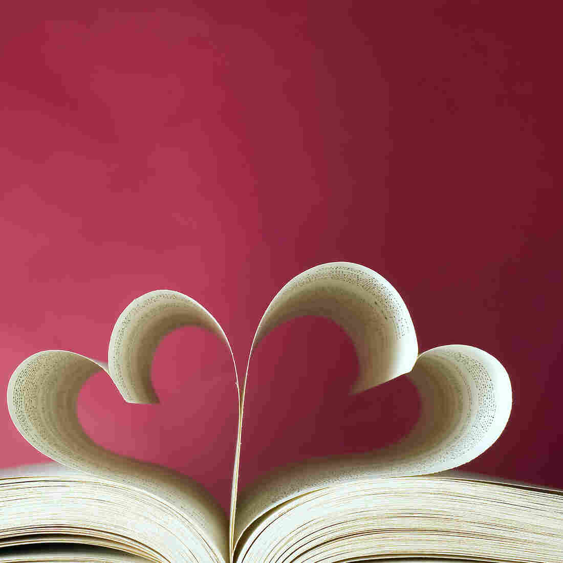 Romance Writers Offer Sweet Thoughts For Valentine's Day