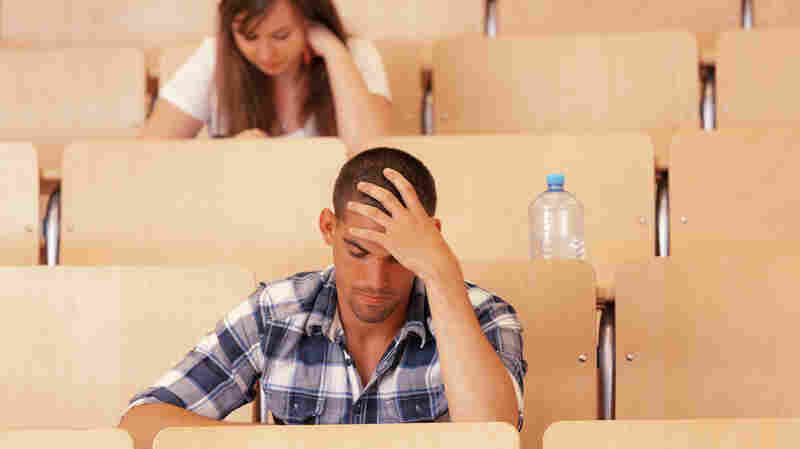 College Applicants Sweat The SATs. Perhaps They Shouldn't