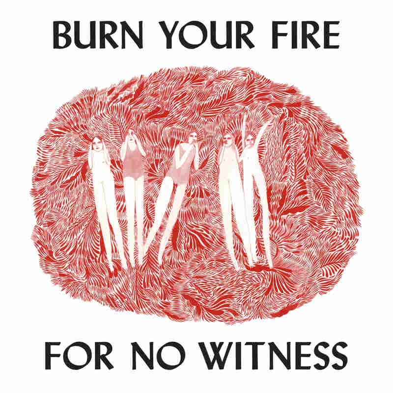 Angel Olsen's Burn Your Fire For No Witness