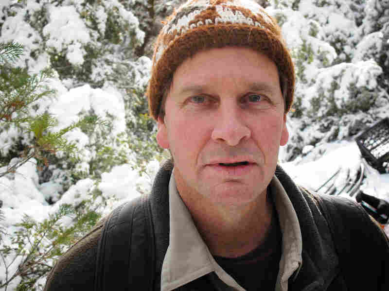 Mark Higley works as a wildlife biologist for the Hoopa Valley Tribe.