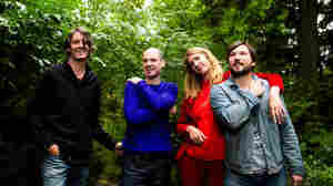 Stephen Malkmus & The Jicks On World Cafe
