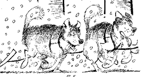 Double Take 'Toons: Winter Tales