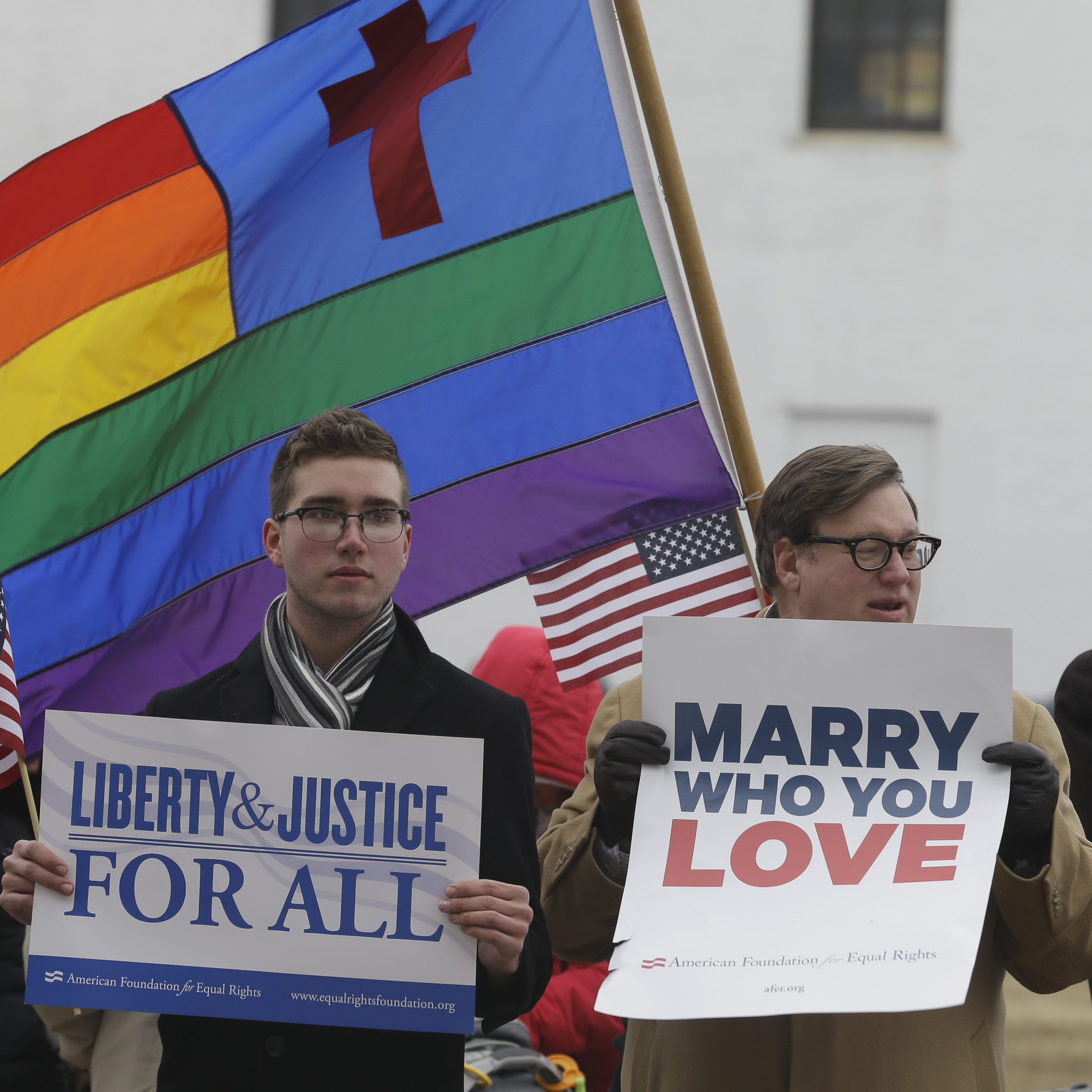 Flood Of Gay Marriage Cases Releasing Stream Of Federal Rulings