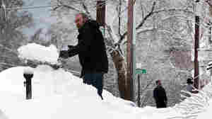 But wait, there's more: New England is still digging out from the massive snowstorm earlier this week.