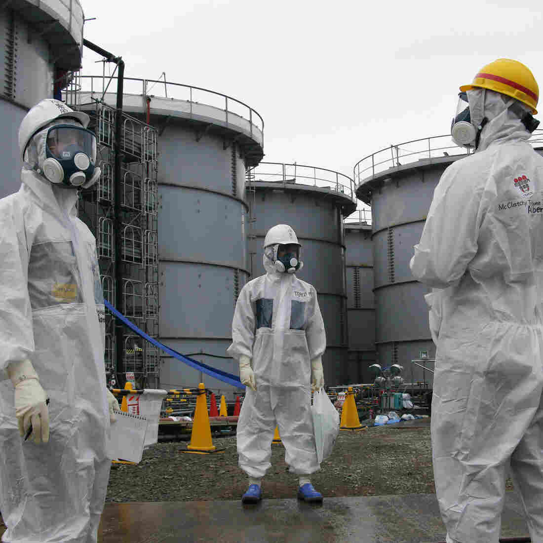 Three Years Later, A Harrowing Visit To Fukushima