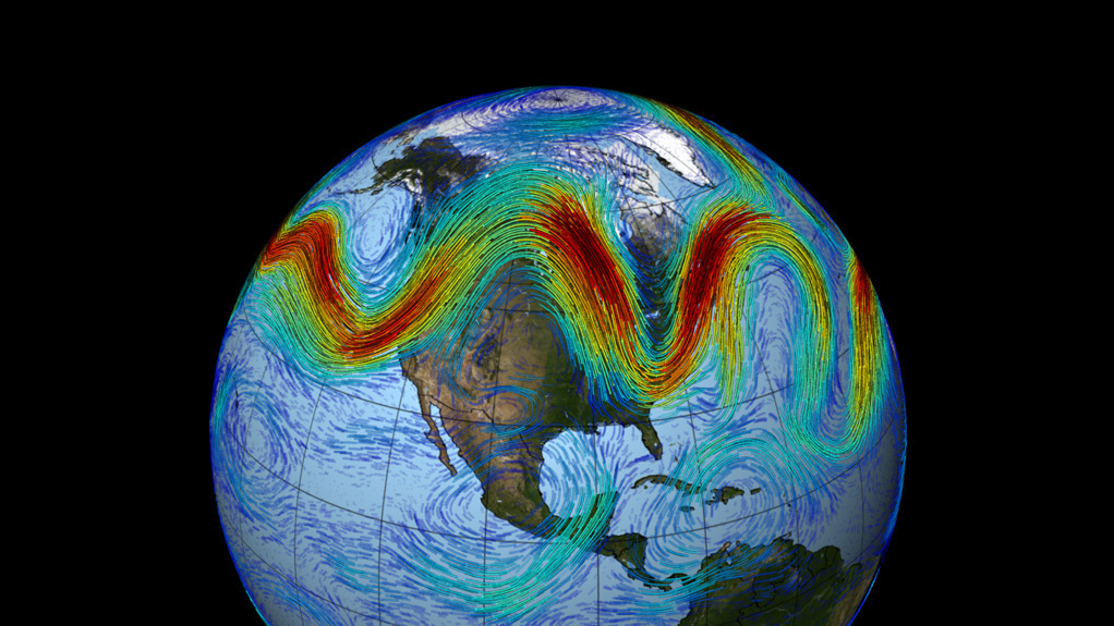 Warming Arctic May Be Causing Jet Stream To Lose Its Way