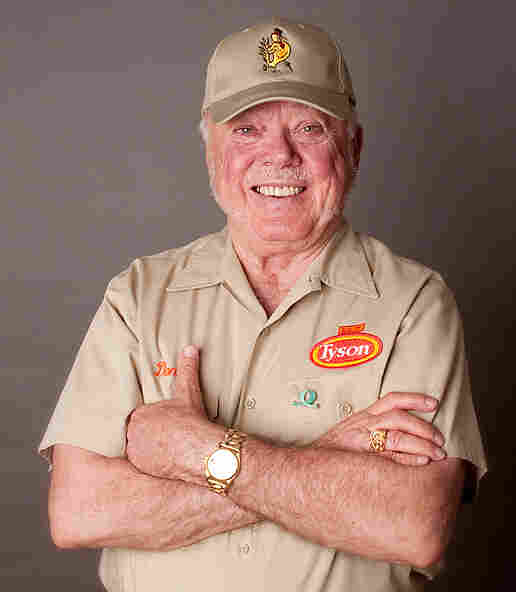 Don Tyson took over as president of Tyson Foods in 1967 and ran the company until his death in 2011.