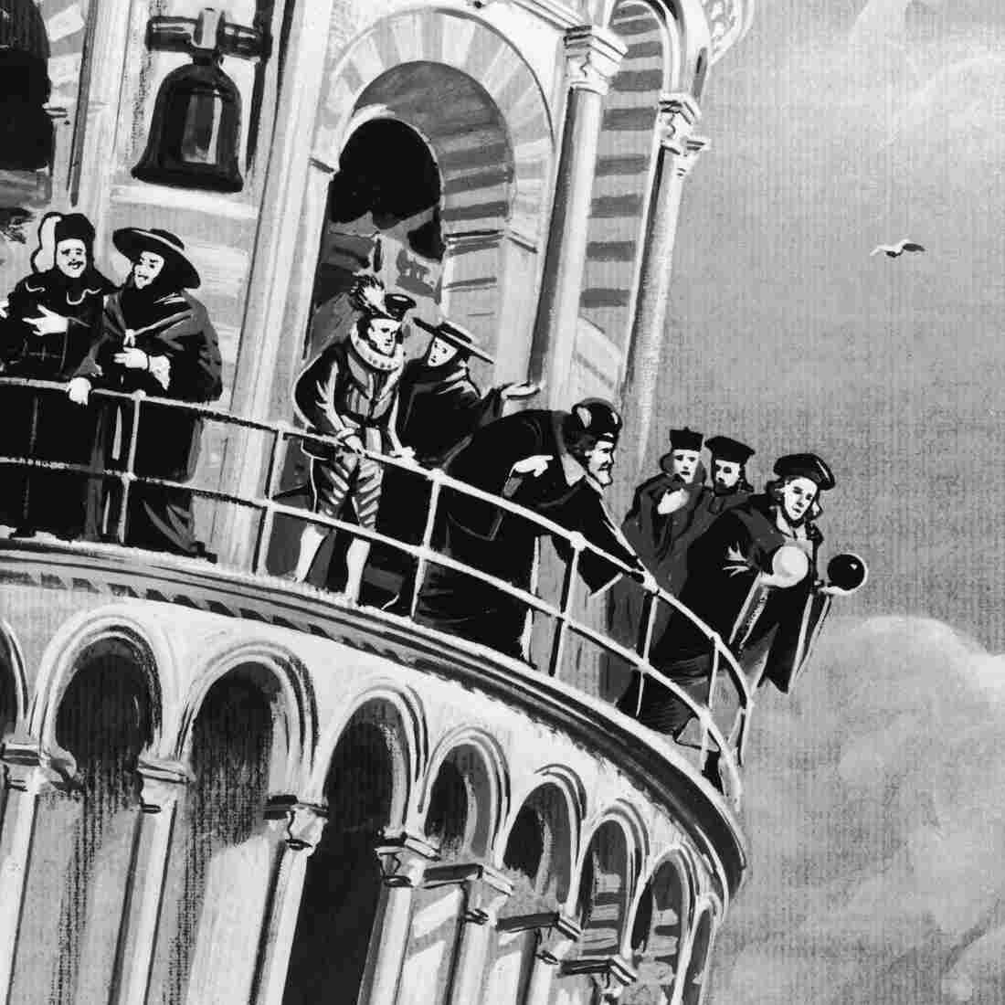Most historians agree that Galileo's famous experiment atop the Leaning Tower of Pisa never took place. So how did he arrive at and support his alternative to Aristotelian dogma?