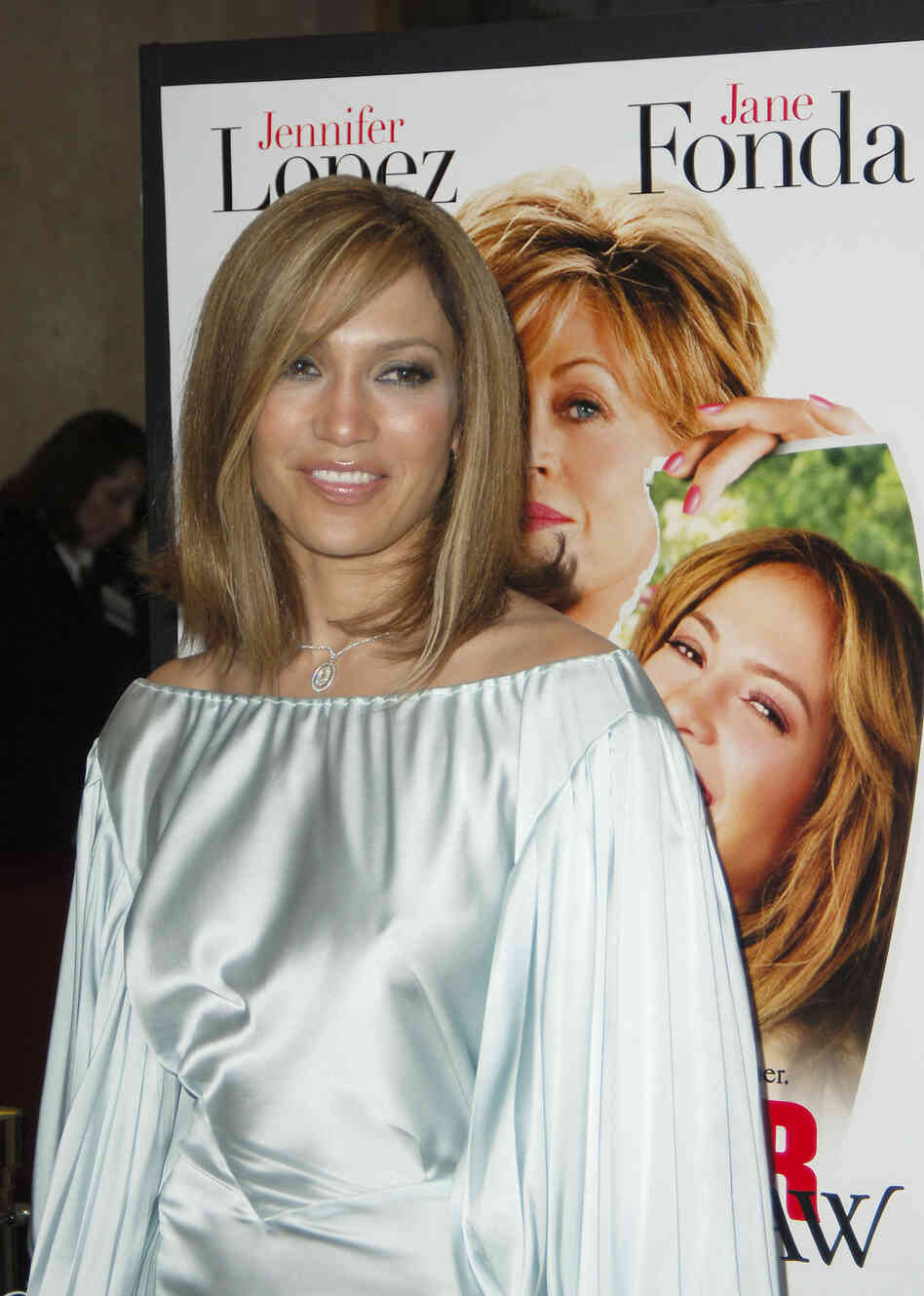 Jennifer Lopez back in 2005 when Monster-In-Law was just coming out. An old video of the movie has landed a South Carolina woman in trouble with the law.