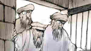 Double Take 'Toons: Kabul Catch And Release?