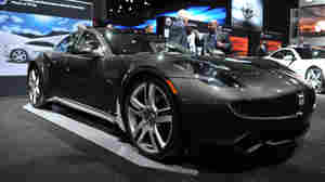 Chinese Firm Gets Approval To Buy Electric Carmaker Fisker