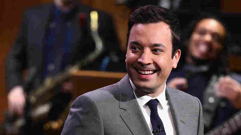 With Humor And A Nod To History, Fallon Takes Over 'The Tonight Show'