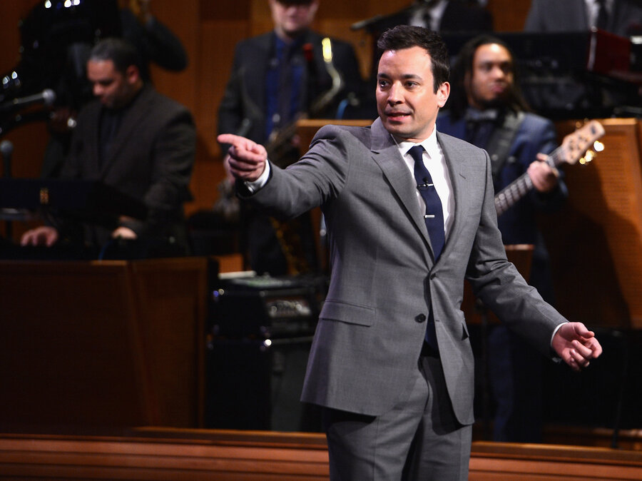 Image result for your host jimmy fallon