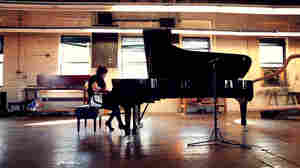 On A Chilly Factory Floor, Yuja Wang's Piano Sizzles