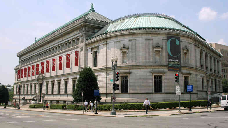 The Corcoran Gallery of Art, seen here in 2005, plans a partnership with the National Gallery of Art and George Washington University that would see both its large collection and its iconic building taken over.