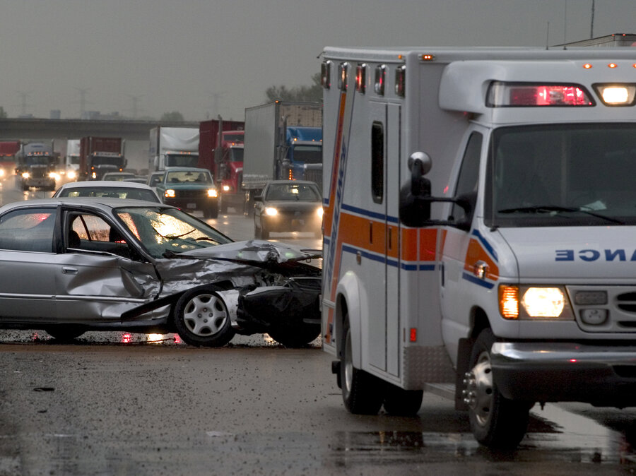 Insurance, Not Injuries, May Determine Who Goes To Trauma Centers ...