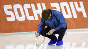 Sochi's Humidity Keeps Olympic Ice Makers Working Overtime