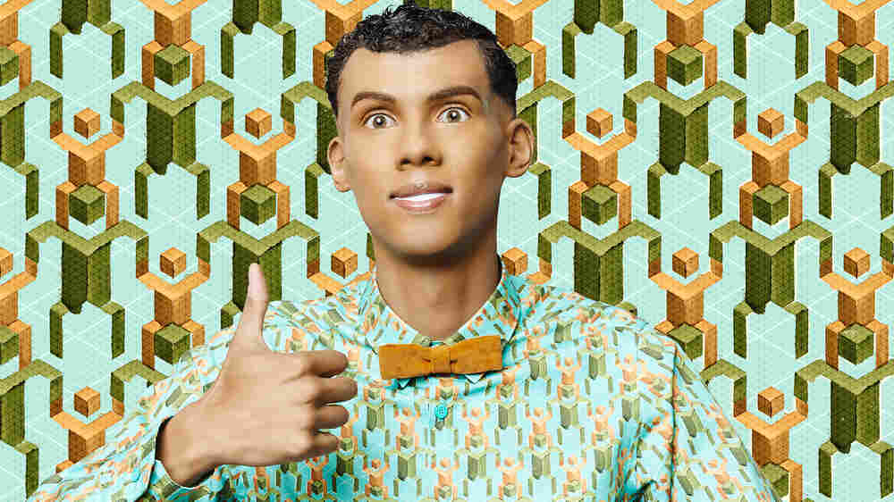 Stromae's Lyrics 'Show A Different Vision Of The World'