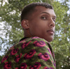The artist from Belgium known as Stromae poses in Paris in July 2013.