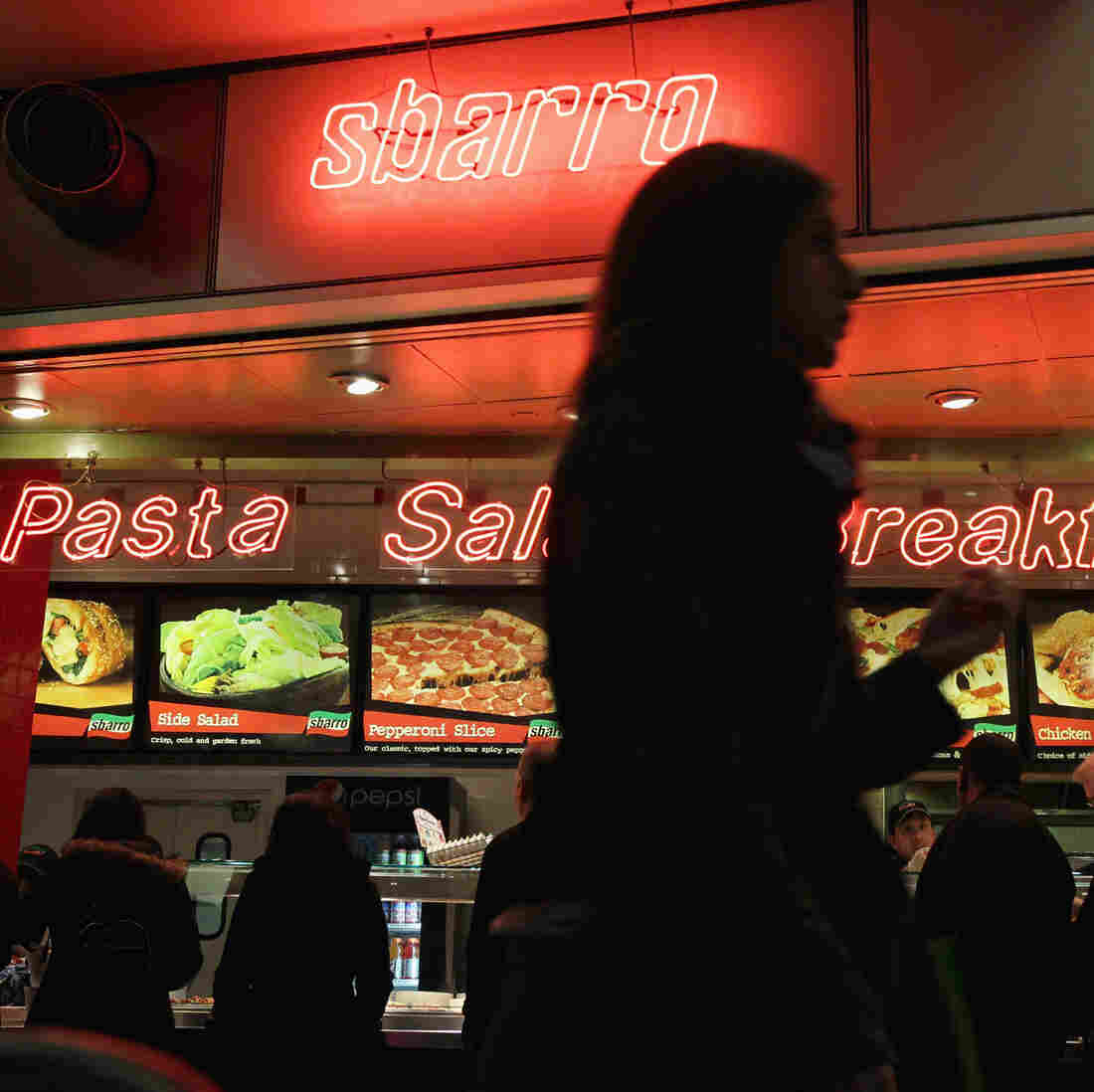 What Sbarro's Woes Say About Where We Get Our Fast Food Now