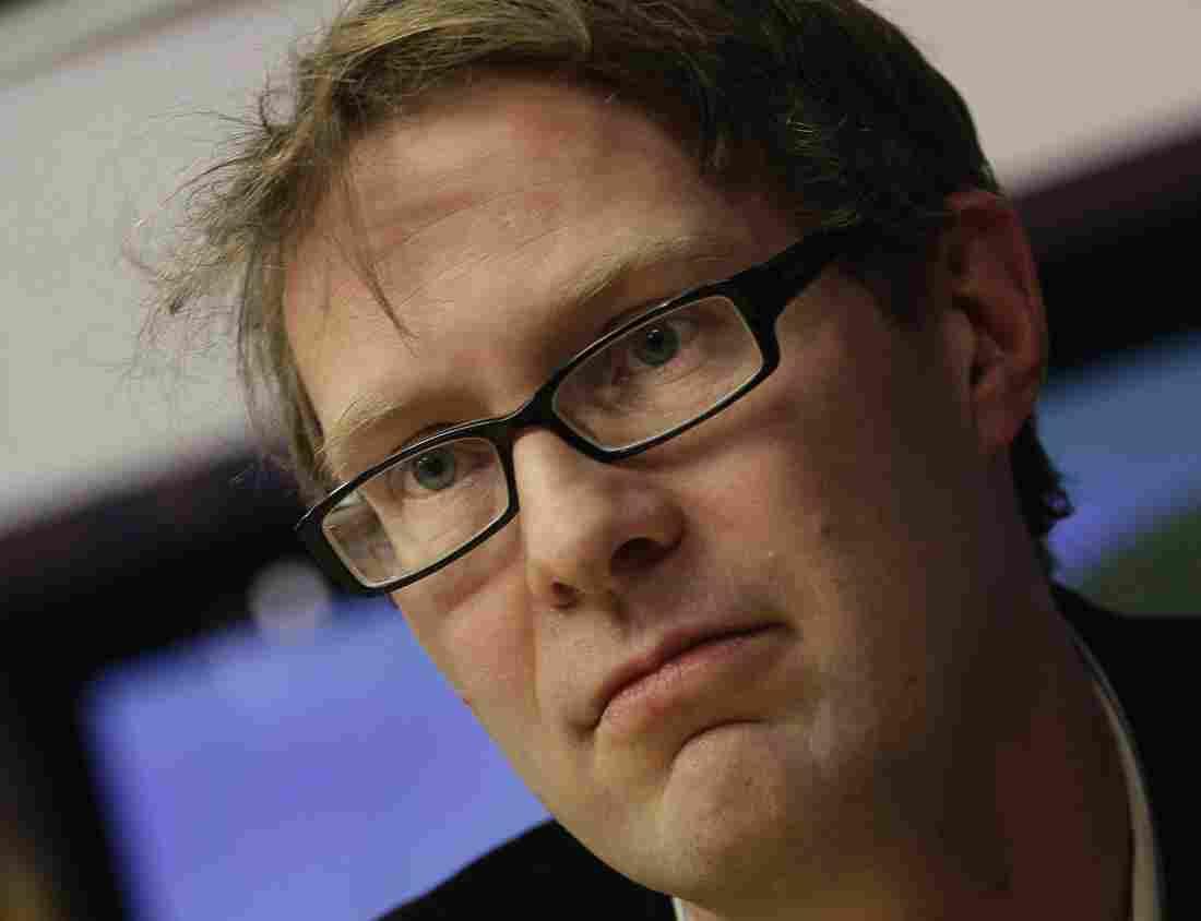 Luke Harding, the Guardian's Moscow-based correspondent.