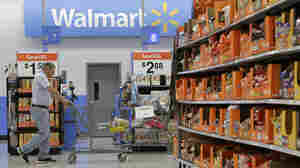 After A Weak Holiday Season, Wal-Mart Profits Shrink