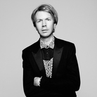 Beck's new album, his first since 2008, is called Morning Phase.